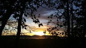 Ducharme Fishing Access on Flathead Lake