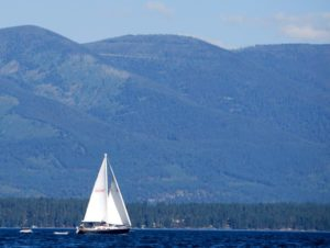 Places to stay on Flathead Lake