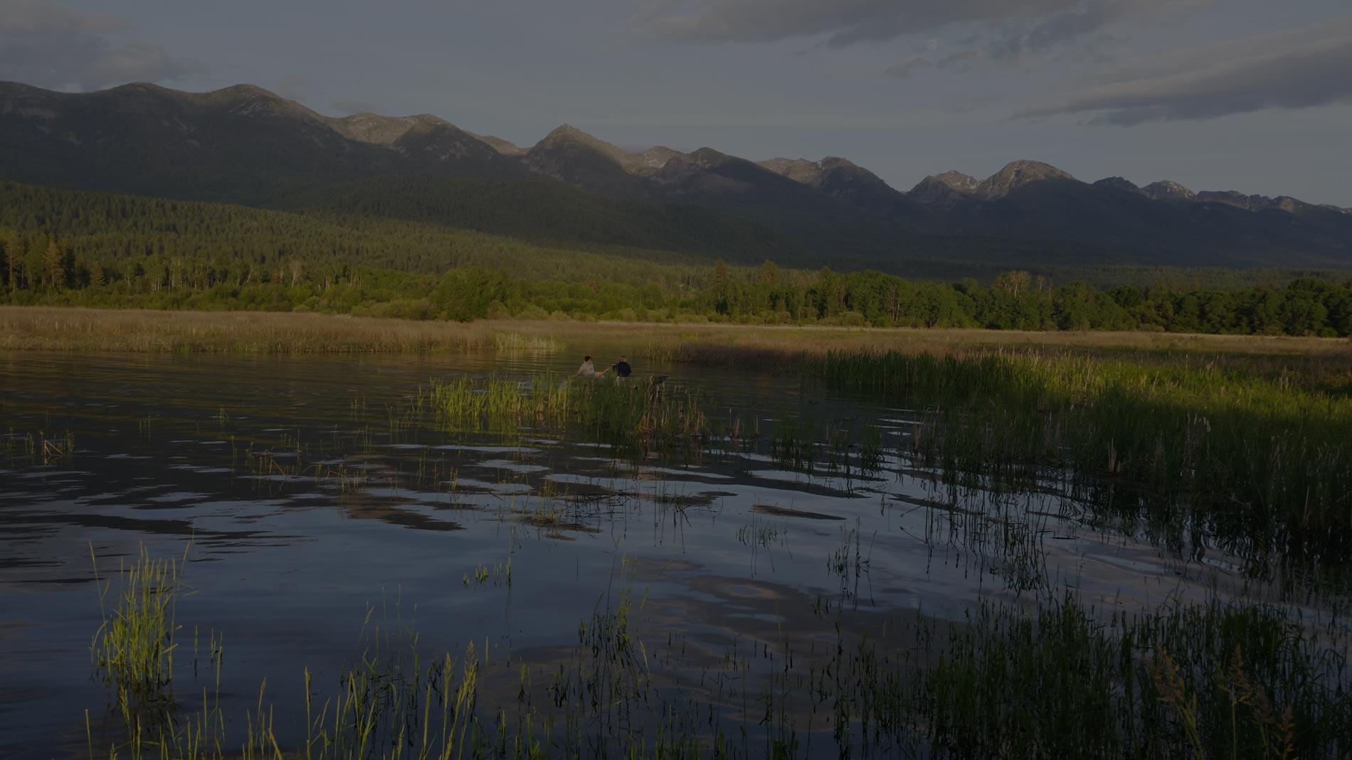 Flathead Lake Fishing Access